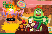 Yo Gabba Gabba Party in My Tummy